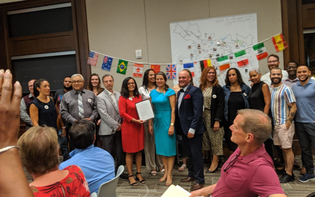 Lancaster City Named Official Welcoming City