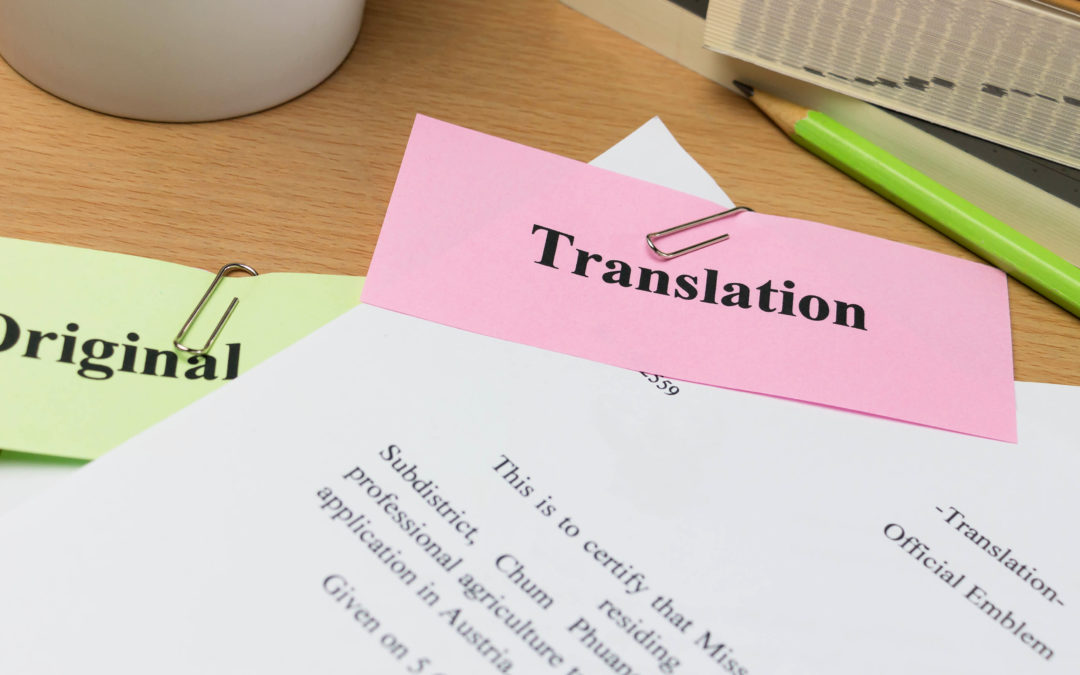Machine-Based Translation Vs. Human Translation
