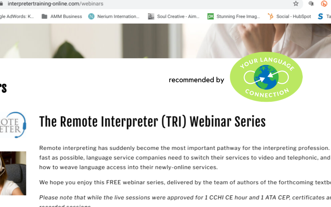 Are Remote Translation Services Right For You?