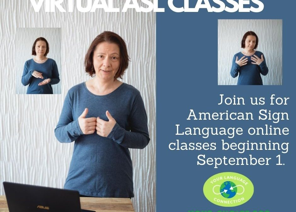 5 Reasons To Learn ASL: American Sign Language