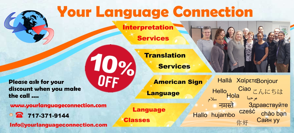 Your Language Connection Services