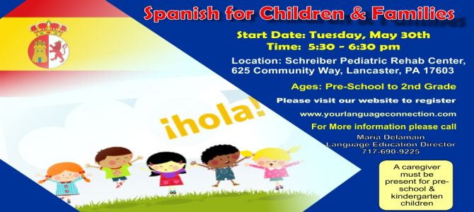 Spanish for Children & Families