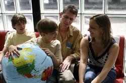 family-globe